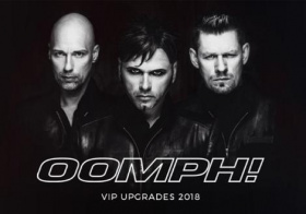 OOMPH!, UPGRADES 2018